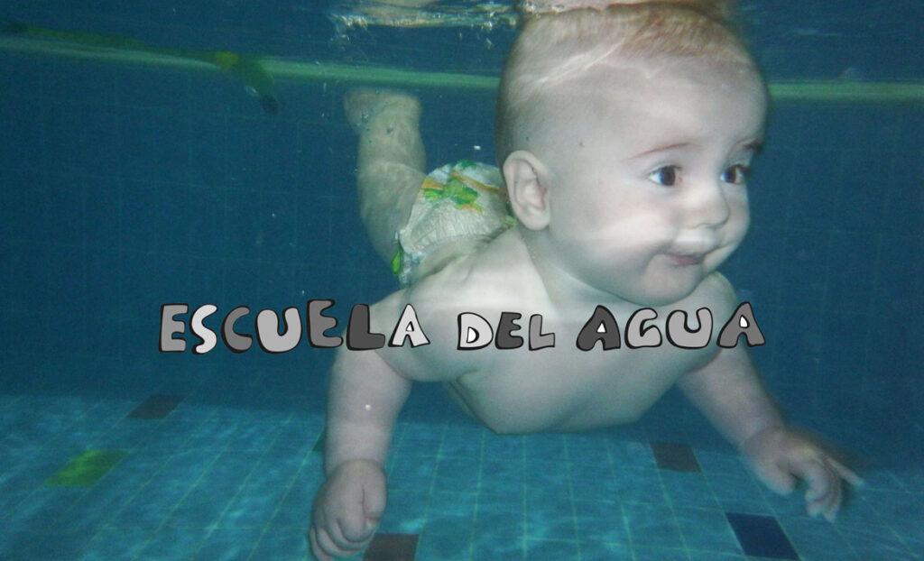 La Escuela del Agua, el mejor lugar para tu bebé
