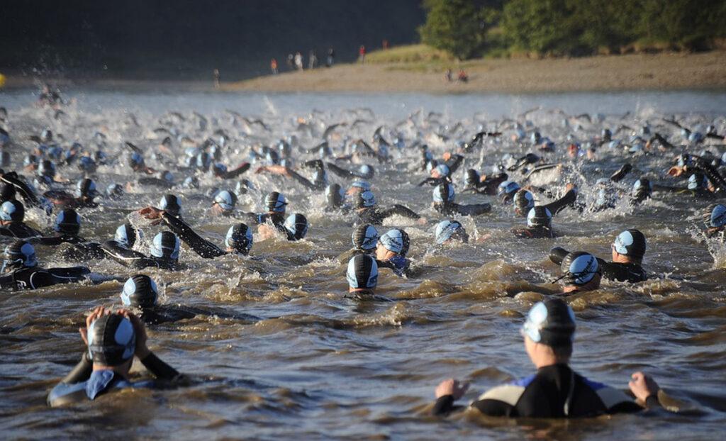 Si eres triatleta, la Escuela del Agua te puede ayudar