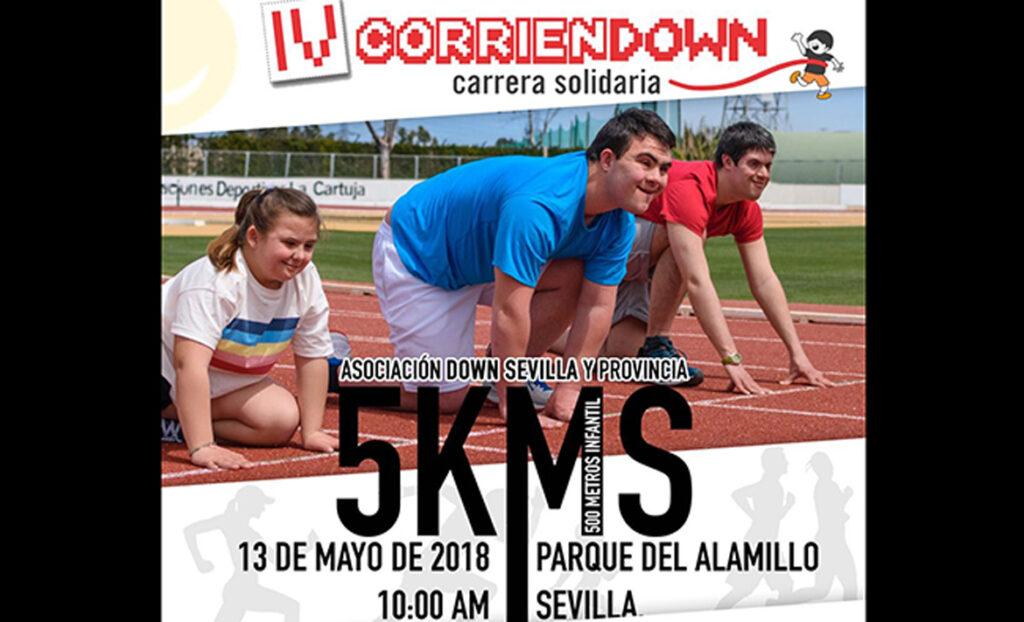 El próximo domingo 13 de mayo la Escuela del Agua se vuelca con la «Asociación Down Sevilla»