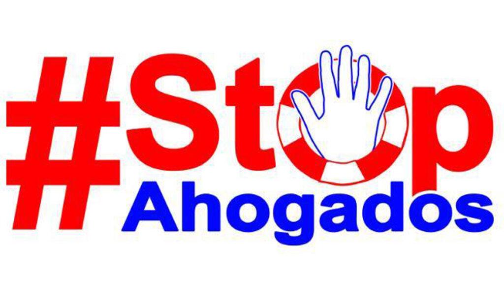 La Escuela del Agua se suma al lema de la federación de Salvamento y Socorrismo: #StopAhogados