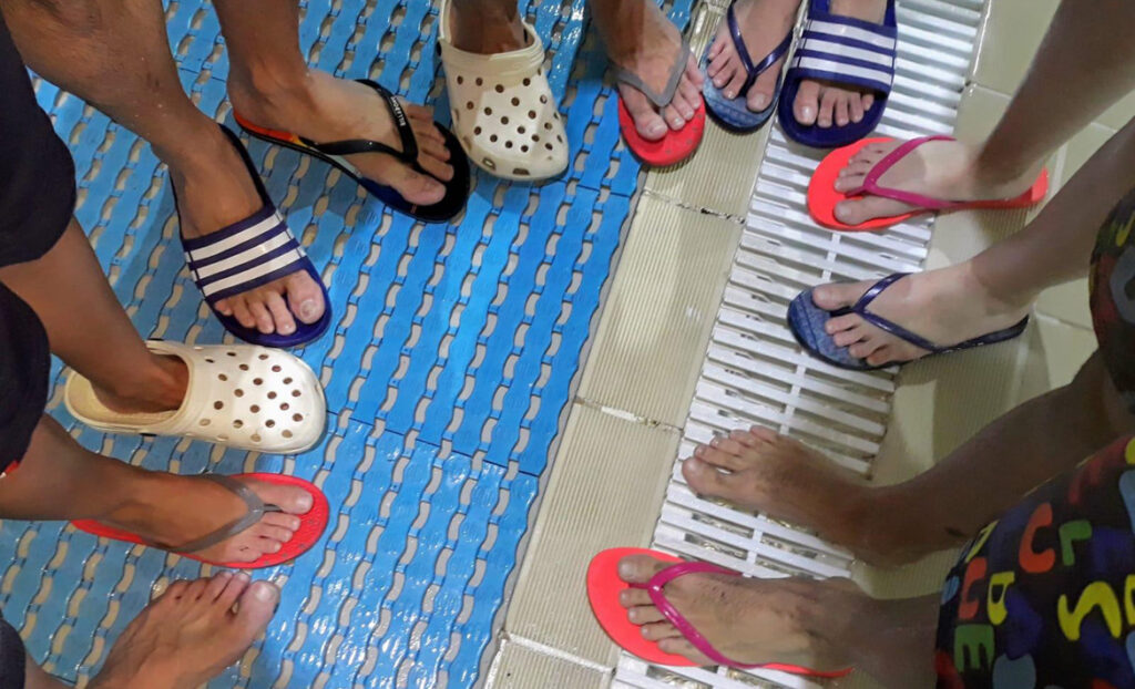 La Escuela del Agua se une a la campaña «La diferencia es divertida»