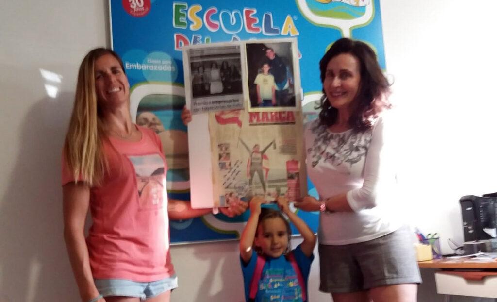 Marina Alabau, una de las mejores deportistas españolas de la historia, visita la Escuela del Agua