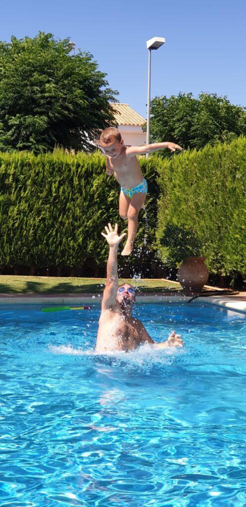La Escuela del Agua, la mejor opción para que padres e hijos disfruten del aprendizaje