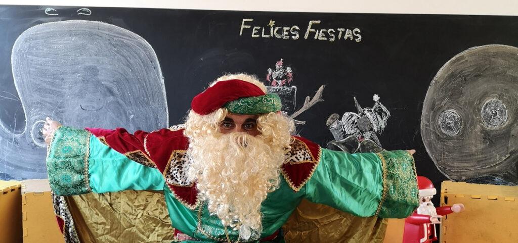 Los Reyes Magos pasaron por la Escuela del Agua