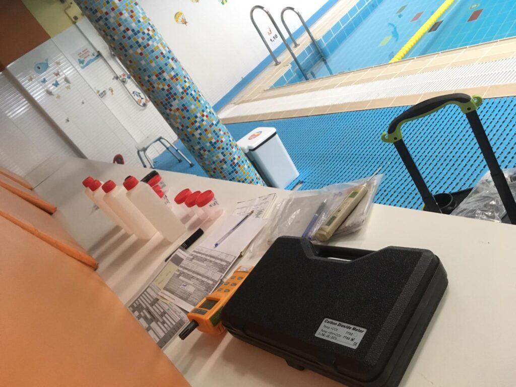 En la Escuela del Agua todo está preparado con la mayor seguridad, limpieza e higiene