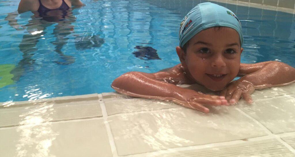 Las sonrisas vuelven a la Escuela del Agua