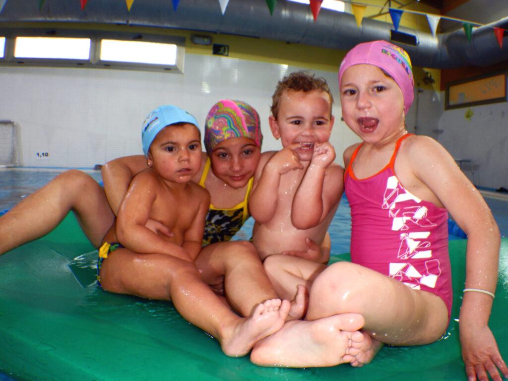 Escuela del Agua: la mejor actividad extraescolar para tu hijo