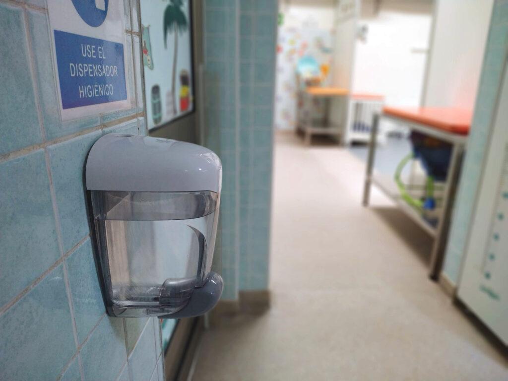 Escuela del Agua continúa actualizando su protocolo contra el coronavirus